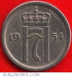 Image #1 of 25 Øre 1954