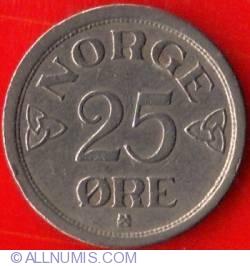 Image #2 of 25 Øre 1954