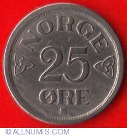 Image #2 of 25 Øre 1955