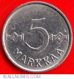 Image #2 of 5 Markkaa 1959
