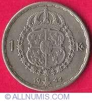 Image #2 of 1 Krona 1944