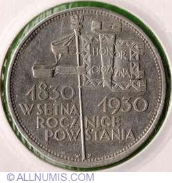 Imaginea #2 a 5 Zloti 1930