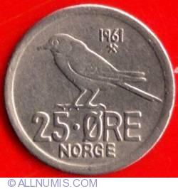 Image #2 of 25 Øre 1961