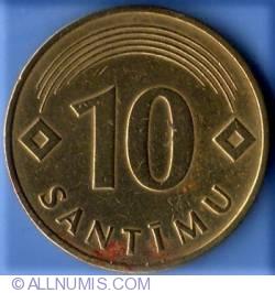 Imaginea #2 a 10 Santimu 1992