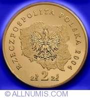 Image #2 of 2 Zloty 2004 - Slaskie Voivodeship