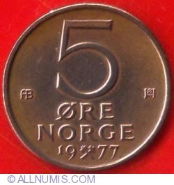 Image #2 of 5 Øre 1977