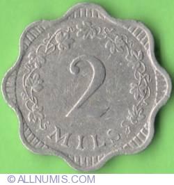 Image #2 of 2 Mils 1972