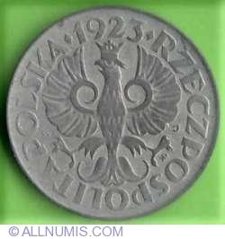 Imaginea #2 a 10 Groszy 1923 - Zinc