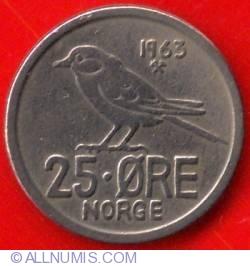 Image #2 of 25 Øre 1963