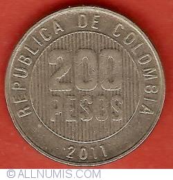 200 Pesos 2011
