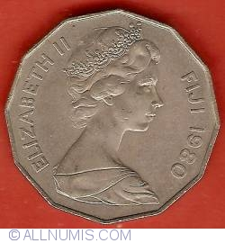 Image #1 of 50 Cents 1980
