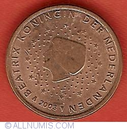 Image #2 of 1 Euro Cent 2003