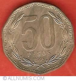 Imaginea #2 a 50 Pesos 1995
