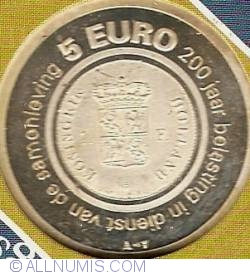 Image #2 of 5 Euro 2006 - 200th Anniversary of Tax Service