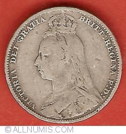 Shilling 1890
