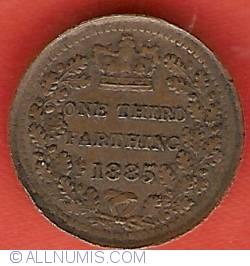 Third Farthing 1885