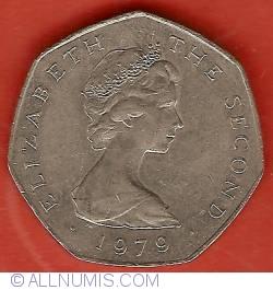 Image #1 of 50 Pence 1979 Aa