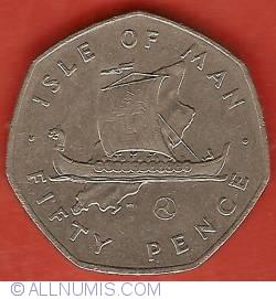 Image #2 of 50 Pence 1979 Aa