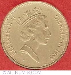 Imaginea #1 a 1 Pound 1988 AA
