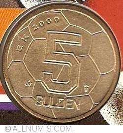 Imaginea #2 a 5 Gulden 2000 - European Championship Soccer