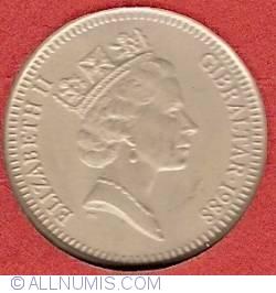 Imaginea #1 a 5 Pence 1988 AA