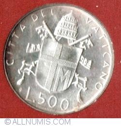 Image #2 of 500 Lire 1980 (II)
