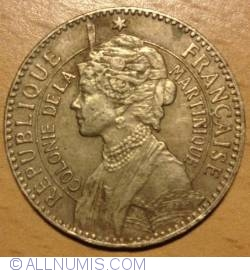 Image #1 of 1 Franc 1922