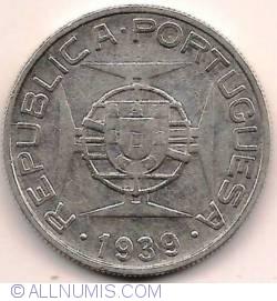 Image #1 of 5 Escudos 1939