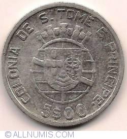 Image #2 of 5 Escudos 1939
