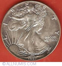 Image #2 of Silver Eagle 1987