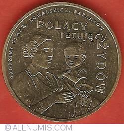 Image #2 of 2 Zlote 2012 - Poles Saving Jews: Families Ulmow, Kowalskich, Barankow