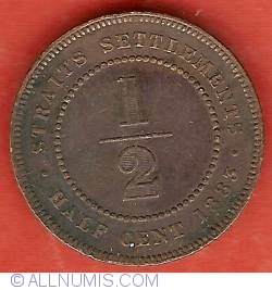 Image #1 of 1/2 Cent 1883