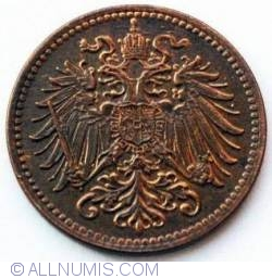 Image #1 of 1 Heller 1916 - Austro-Hungarian Monarchy Shield