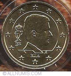 Image #1 of 50 Euro Cent 2014