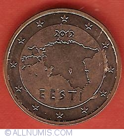 Image #1 of 2 Euro Cent 2012