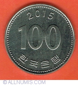 Image #1 of 100 Won 2015