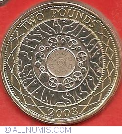 Image #2 of 2 Pounds 2003
