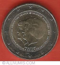 Image #1 of 2 Euro 2013 - Abdication Of Queen Beatrix