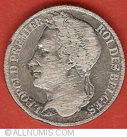 Imaginea #1 a 1 Franc 1844