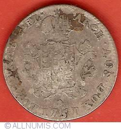 Image #2 of 1/8 Ducaton 1751