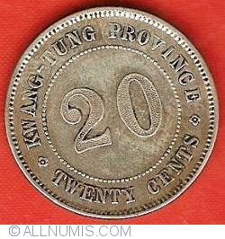 20 Cents 1920 (Year 9)