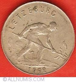 Image #1 of 1 Franc 1962