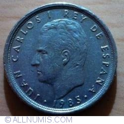 Image #1 of 10 Pesetas 1985