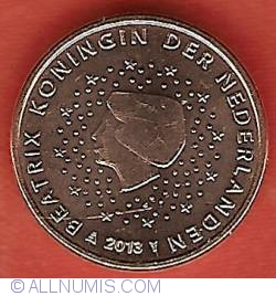 Image #1 of 1 Euro Cent 2013