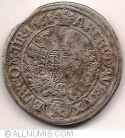 Image #2 of 15 Kreuzer 1661