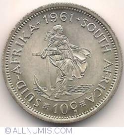 Imaginea #1 a 10 Cents 1962