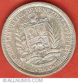 Imaginea #1 a 1 Bolivar 1960