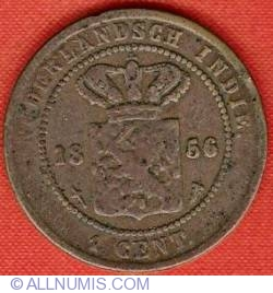 Image #1 of 1 Cent 1856