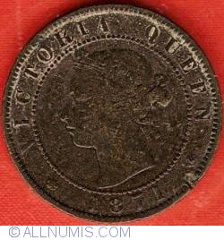 Image #1 of 1 Cent 1871
