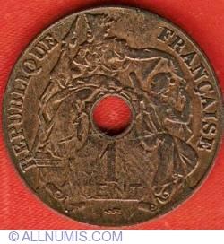 Imaginea #2 a 1 Cent 1922 (p)